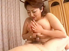 busty mother titjob yumi
