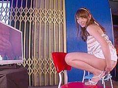 beautiful girl Rio(Yuzuki Tina) , good shaped ass and hard fuck 01