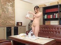 Crazy Japanese slut Juri Sakura in Horny lingerie, nurse JAV clip