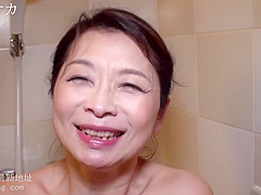 Individual Shaved Beautiful And Chaste Wife 63 Years Old A Mature Woman Who Has Been Keeping