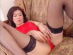 [LT18] SHX-009 - Kyoko Aso A Beautiful Mature Woman Swimsuit Fechizumu