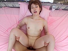 First Shot Appearance 18 Year Old Fair Skinned Amateur And Intense Sweaty Sex Personal Shooting