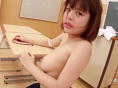 Yuka Kaede Fully Reproduce The First Experience Of That Girl Teacher Of School