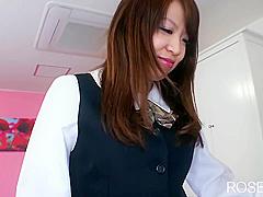Japanese Facesitting Roselip 2