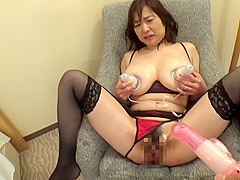 Amazing sex scene MILF new will enslaves your mind