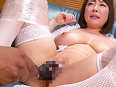 Hanyu Arisa - BBP A BBC That Cannot Fit Between An I Cup