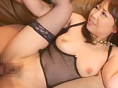 Amazing porn movie MILF great