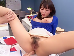 Amazing Japanese slut Mao Hamasaki in Best fingering, pov JAV clip
