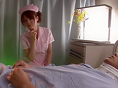 Fabulous Japanese slut Akiho Yoshizawa in Best reality, medical JAV scene
