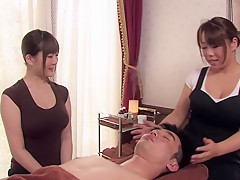 Fabulous Japanese model Momoka Nishina in Incredible massage, softcore JAV movie