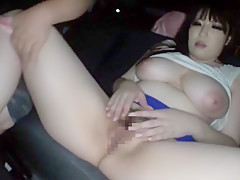 Fabulous Japanese whore Chitose Saegusa in Crazy big tits, outdoor JAV scene