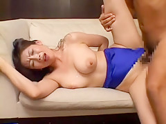 Exotic Japanese girl Maki Tomada in Fabulous Hardcore, Doggy Style JAV video