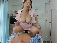 Amazing Japanese model Himari Seto, Ai Uehara, Hina Tokisaka in Horny Fingering, Nurse/Naasu JAV clip