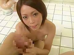 Incredible Japanese model in Best JAV movie