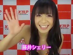 Horny Japanese slut Shiori Kamisaki in Crazy JAV clip