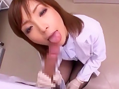 Amazing Japanese model Riona Suzune in Best POV JAV video