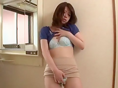 Crazy Japanese slut Tsubaki Katou in Best Solo Girl, Masturbation/Onanii JAV video