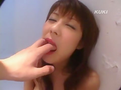 Incredible Japanese girl Sakurako in Best JAV scene