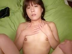 Best Japanese girl in Fabulous POV, Small Tits JAV video