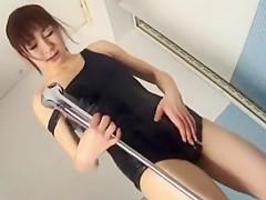 Best Japanese whore Hitomi Fujiwara in Hottest Blowjob/Fera, Small Tits JAV scene