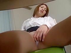 Hottest Japanese girl Risa Mizuki in Exotic Dildos/Toys, Solo Girl JAV clip
