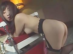 Hottest Japanese chick in Best Fetish, Lingerie JAV scene