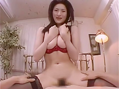 Fabulous Japanese girl Naomi Serizawa in Exotic Stockings/Pansuto JAV clip