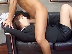 Hottest Japanese chick Ryo Kaname, Sae Aihara, Azumi Mizushima in Best JAV movie