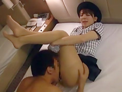 Best Japanese model Yuzu Shiina in Incredible Cunnilingus JAV video