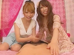 Horny Japanese model Nao Mizuki, Mika Mizuno, Risa Arisawa in Incredible Compilation JAV clip