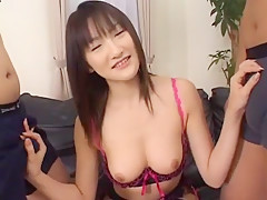 Incredible Japanese model Naomi Serizawa in Exotic Blowjob/Fera JAV movie