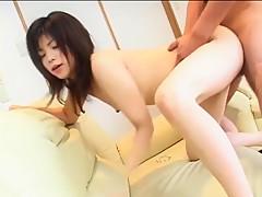 Kurumi Katase in Peach 15