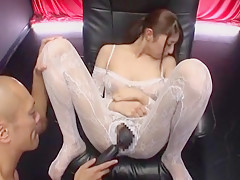 Best Japanese whore Hina Akiyoshi in Fabulous Swallow/Gokkun, Cumshots JAV movie