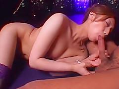 Exotic Japanese girl Rina Aina in Amazing Rimming, Compilation JAV clip