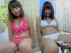 Exotic Japanese model Ai Wakana, Sarina Katase, Kanon Hisaki in Fabulous Big Tits, Handjobs JAV scene