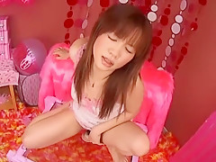 Best Japanese model Reika Shiina in Hottest Solo Girl, Masturbation/Onanii JAV clip