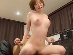 Crazy Japanese girl Risa Arisawa, Nao Mizuki, Mika Mizuno in Amazing Big Tits, Public JAV clip