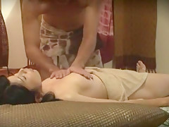 Amazing Japanese girl Akari Minamino in Hottest Massage JAV video
