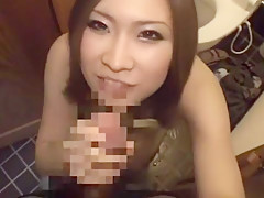 Hottest Japanese chick Rika Ayane, Aki Nishimiya, Yuki Mukai in Incredible Cunnilingus, Doggy Style JAV movie