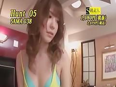 Crazy Japanese model Nao Nazuki in Hottest Stockings/Pansuto, Lingerie JAV movie