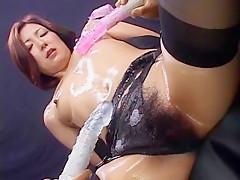 Fabulous Japanese model Ryo Sena in Horny Dildos/Toys, MILFs JAV video
