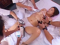 Best Japanese slut in Exotic Fetish, Hardcore JAV clip