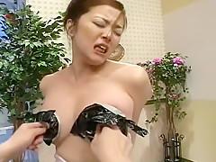 Hottest Japanese whore Reiko Makihara, Miri Sugihara, Ryoko Mizusaki in Amazing Big Tits, Casting JAV clip