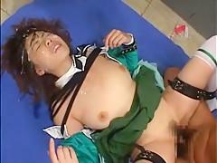 Fabulous Japanese model Natsumi Mitsu in Exotic Facial, Bukkake JAV movie