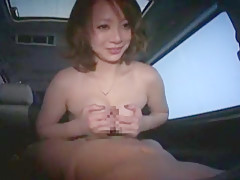 Amazing Japanese chick Misaki Tsukishima in Best Handjobs, Big Tits JAV clip