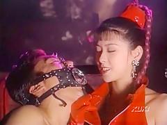 Best Japanese girl Ai Mizuno in Horny Femdom, BDSM JAV movie