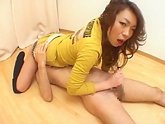 Hottest Japanese whore Misaki Asoh in Incredible Cunnilingus JAV video