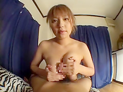 Fabulous Japanese slut Nana Mochizuki in Amazing POV JAV movie