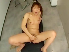 Crazy Japanese whore Kotomi Asakura, Aiko Hirose in Exotic Masturbation/Onanii, Fingering JAV movie