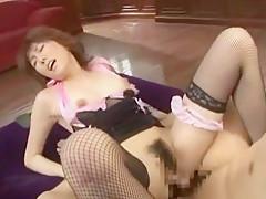 Crazy Japanese whore Yuu Kazuki in Exotic Femdom, Public JAV movie